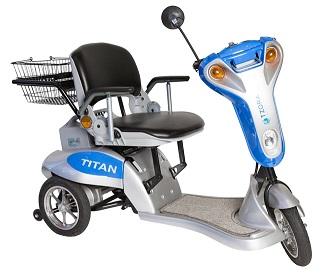 Tzora Titan 3 Mobility Scooter